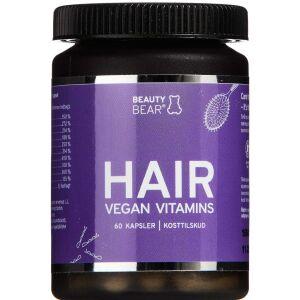 Køb BEAUTY BEAR HAIR KAPSLER online hos apotekeren.dk