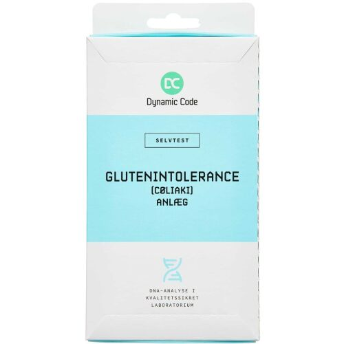 Køb GLUTENINTOLERANCE (ANLÆG) online hos apotekeren.dk