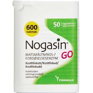 Køb BIOSYM NOGASIN GO TYGGETABL online hos apotekeren.dk