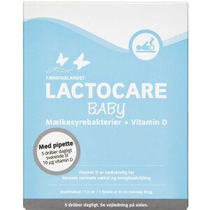 Køb LACTOCARE BABY DRÅBER online hos apotekeren.dk