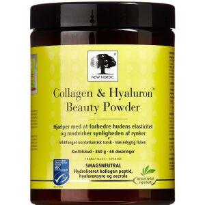 Køb COLLAGEN & HYAL.BEAUTY POWDER online hos apotekeren.dk
