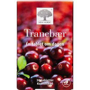 Køb TRANEBÆR TABL online hos apotekeren.dk