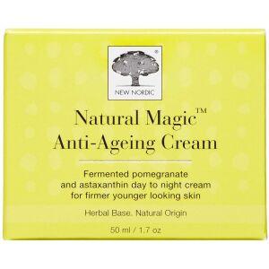 Køb NATURAL MAGIC ANTI-AGE CREAM online hos apotekeren.dk