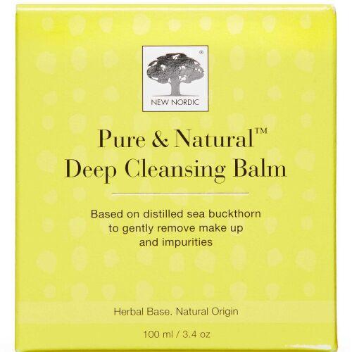 Køb PURE & NATURAL CLEANSING BALM online hos apotekeren.dk