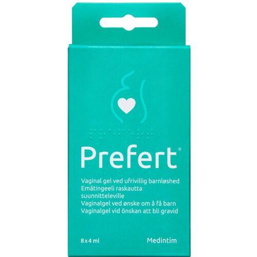 Køb PREFERT VAGINAL GEL online hos apotekeren.dk