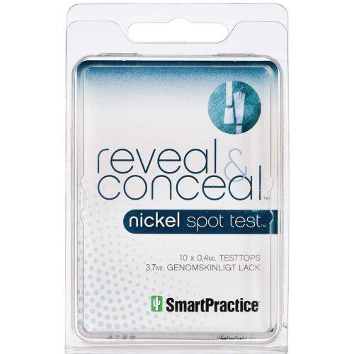 Køb NIKKEL SPOT TEST 10X4ML+3,7ML online hos apotekeren.dk