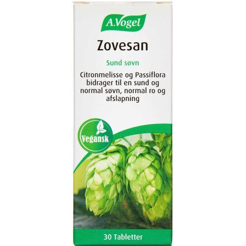 Køb A.VOGEL ZOVESAN TABL online hos apotekeren.dk