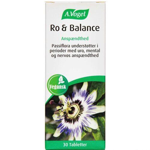 Køb A.VOGEL RO & BALANCE TABL online hos apotekeren.dk
