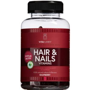 Køb VITAYUMMY HAIR&NAILS GUMMIE online hos apotekeren.dk