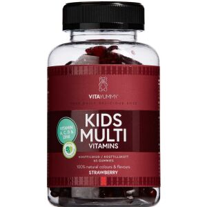 Køb VITAYUMMY KIDS MULTI GUMMIE online hos apotekeren.dk