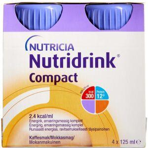 Køb NUTRIDRINK COMPACT MOCCA online hos apotekeren.dk