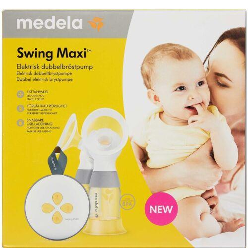 Køb MEDELA SWING MAXI ELEK. PUMPE online hos apotekeren.dk