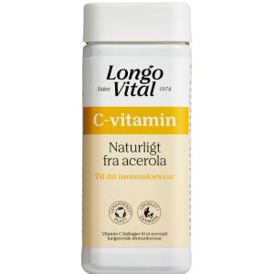 Køb LONGO VITAL C-VIT. TABL online hos apotekeren.dk