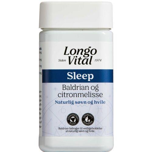 Køb Longo Vital Sleep 120 stk. online hos apotekeren.dk