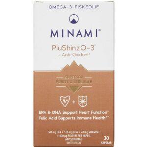 Køb MINAMI PLU SHINZ O-3 KAPS online hos apotekeren.dk