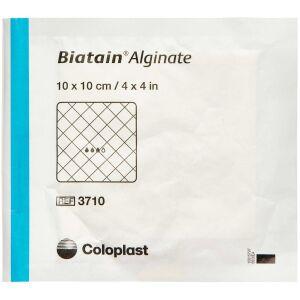Køb BIATAIN ALGINATE 10X10 CM online hos apotekeren.dk