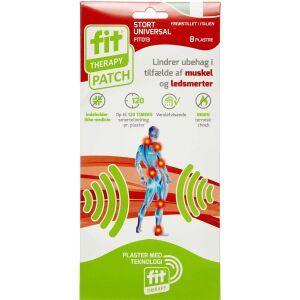 Køb FIT UNIVERSAL PLASTER STOR online hos apotekeren.dk