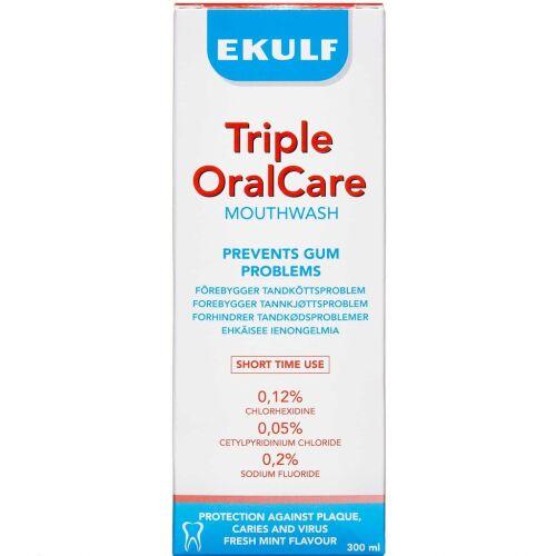 Køb EKULF TRIPLE ORAL CARE online hos apotekeren.dk