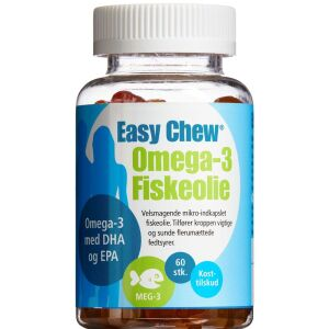 Køb EASY CHEW OMEGA-3 GUMMIES online hos apotekeren.dk
