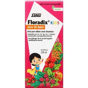 Køb FLORADIX KIDS online hos apotekeren.dk