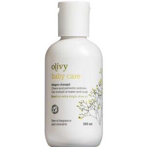 Køb Olivy Baby Care til Bleskift 100 ml online hos apotekeren.dk