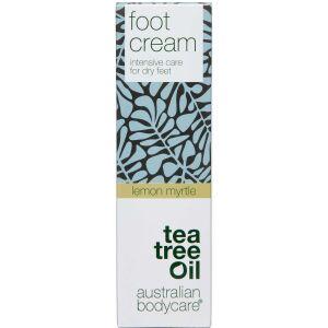 Køb Australian Bodycare Foot Cream Lemon Myrtle 100 ml online hos apotekeren.dk