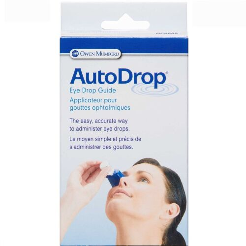 Køb Autodrop til øjendrypning 1 stk. online hos apotekeren.dk