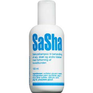 Køb Sasha Salicylshampoo 100 ml online hos apotekeren.dk