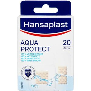 Køb Hansaplast Aqua Protect 20 strips online hos apotekeren.dk