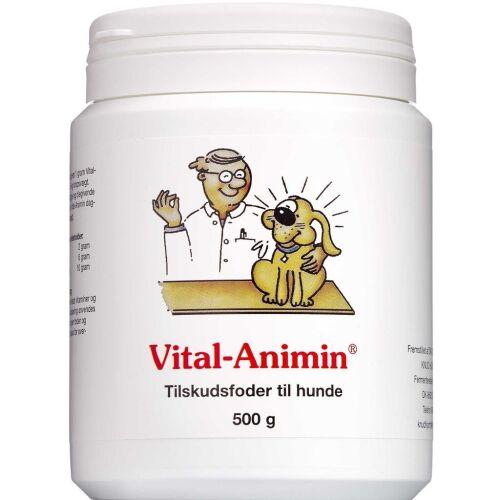 Køb Vital-Animin Pulver Til hund og kat online hos apotekeren.dk