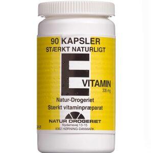 Køb E-Vitamin kapsler 90 stk. online hos apotekeren.dk