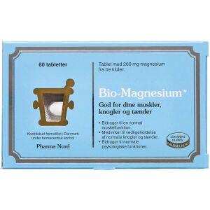 Køb Bio-Magnesium tabletter 60 stk. online hos apotekeren.dk