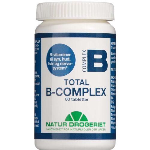 Køb Total B-complex 60 stk. online hos apotekeren.dk