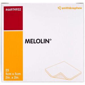 Køb MELOLIN kompresser 5 x 5 cm 25 stk. online hos apotekeren.dk
