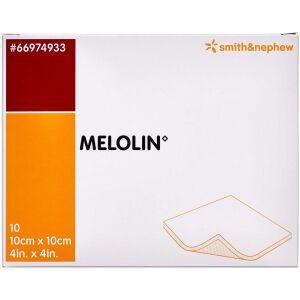 Køb MELOLIN kompresser 10 x 10 cm 10 stk. online hos apotekeren.dk