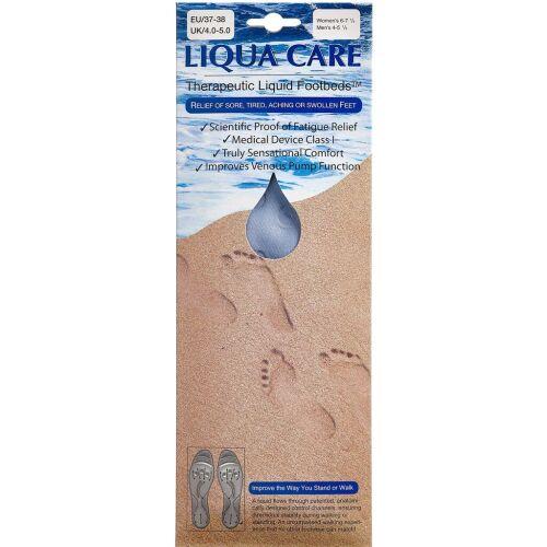 Køb Liqua Care Therapeutic FlowGel-Insole str. 37-38 1 par online hos apotekeren.dk