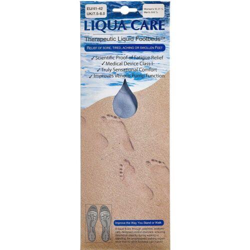Køb Liqua Care Therapeutic FlowGel-Insole str. 41-42 1 par online hos apotekeren.dk