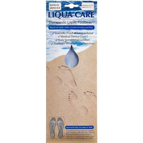 Køb Liqua Care Therapeutic FlowGel-Insole str. 43-44 1 par online hos apotekeren.dk