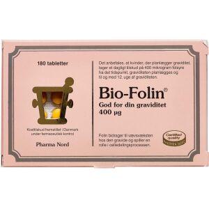 Køb Bio-Folin tabletter 180 stk. online hos apotekeren.dk