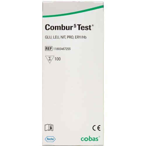Køb Combur-5 Test 100 stk. online hos apotekeren.dk
