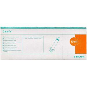 Køb Sprøjte Omnifix Luer 10 ml 100 stk. online hos apotekeren.dk