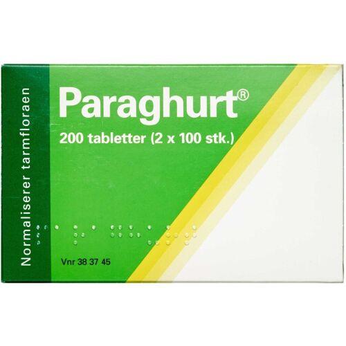 Køb PARAGHURT TABLETTER online hos apotekeren.dk