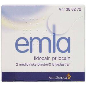 Køb EMLA MEDICINSK PL.25+25 MG/G online hos apotekeren.dk