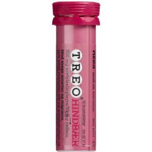 Køb TREO HINDBÆR BRUSETABL 500+50 online hos apotekeren.dk