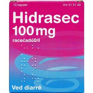 Køb HIDRASEC KAPS 100 MG online hos apotekeren.dk