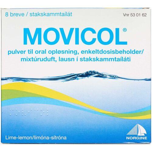 Køb MOVICOL PULV T.ORAL OPL online hos apotekeren.dk