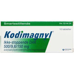 Køb KODIMAGNYL IKKE STOP TABL (DAK online hos apotekeren.dk