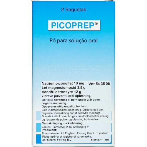 Køb PICOPREP PLV T.ORAL OPL (2CAR online hos apotekeren.dk