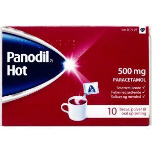 Køb PANODIL HOT PLV T.OR.OPL 500MG online hos apotekeren.dk