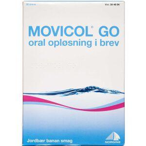 Køb MOVICOL GO ORAL OPLØSNING online hos apotekeren.dk